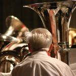 Tuba Christmas at Trinity Cathedral 2009 - 09