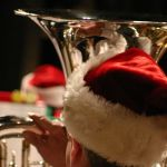 Tuba Christmas at Trinity Cathedral 2009 - 10