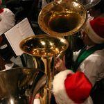 Tuba Christmas at Trinity Cathedral 2009 - 26