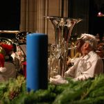 Tuba Christmas at Trinity Cathedral 2009 - 32