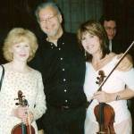 Leslie Braidech, Jim Meyers and Mary Beth Ions