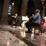 With the Trinity Chamber Players, September 30, 2009