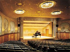 Reinberger Chamber Music Hall