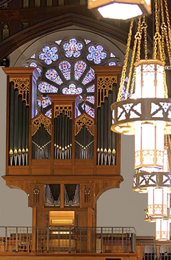 Covenant-Gallery-Organ