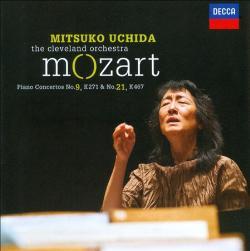 Uchida Mozart