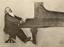 Brahms-at-Piano