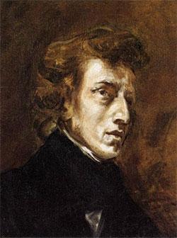 Chopin-Portrait