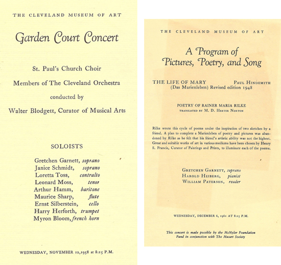 CMA-Programs
