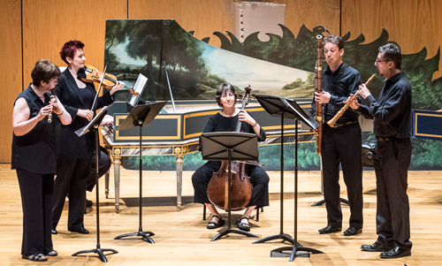 Amherst Early Music Festival faculty concert