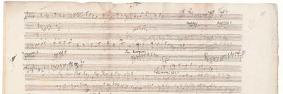 Haydn-Creation-Sketches