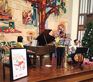 PianoKids Trio