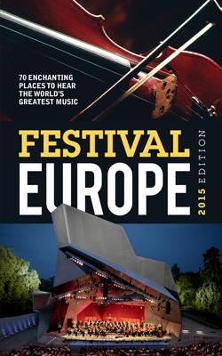 Festival Europe Cover