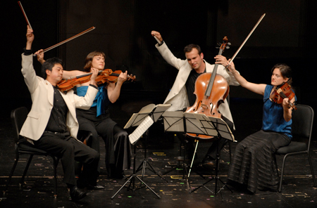 Jupiter-Quartet