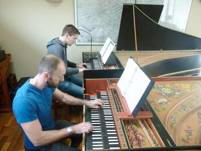 2-Harpsichords