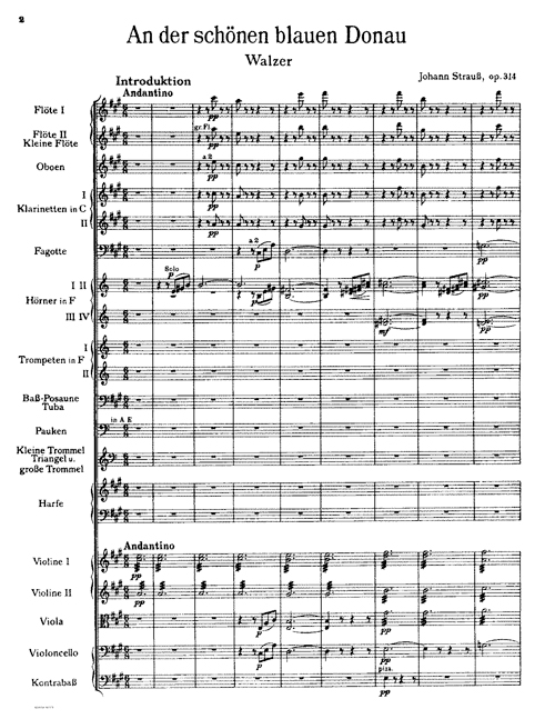 STRAUSS-Blue-Danube-Score-p1
