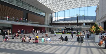 AWS-Atrium
