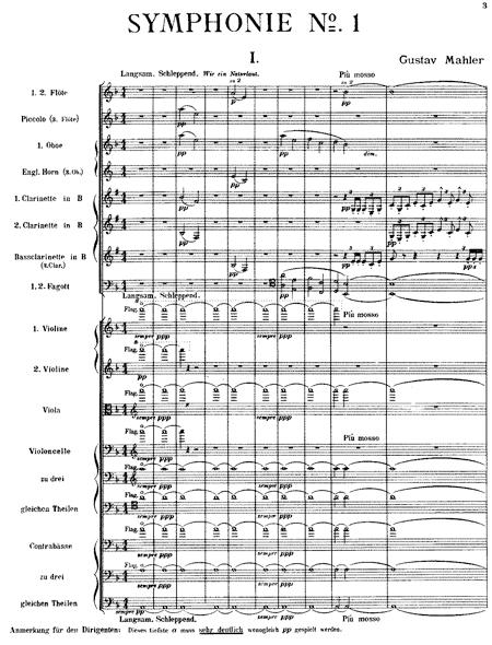 Mahler-1-Score
