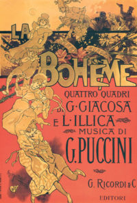 Boheme-poster