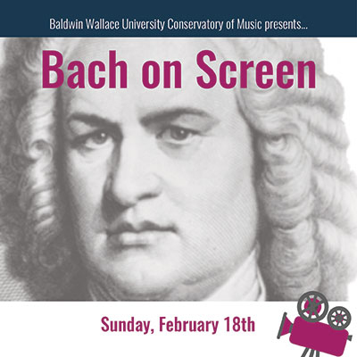 Bach on Screen