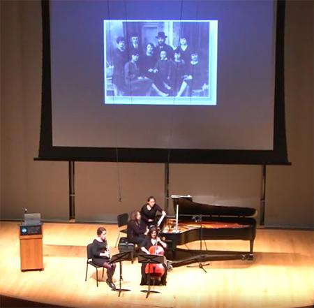 Kraut Holocaust Recital
