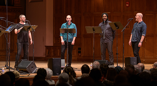 Oberlin Artist Recital Series: Roomful of Teeth with the Oberlin ...