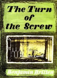 Turn of the Screw Score Cover