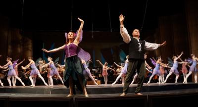 Oberon-Titania-Dancers