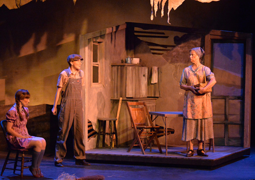 Hansel&Gretel&Mother