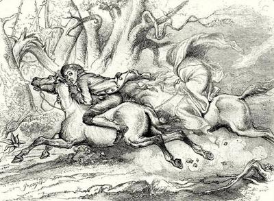 Headless-Horseman-FOC-Darley-1849