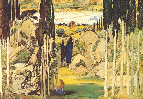 Bakst-Set-Daphnis-1912