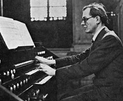 Messiaen at La Trinité, 1940