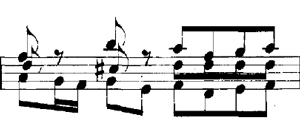 BWV-1001
