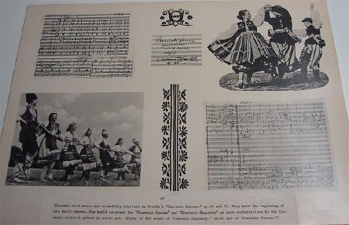 The Slavonic Dances