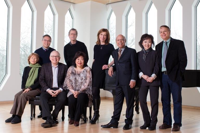 Kalyn, Naboré & Oberlin Piano Faculty