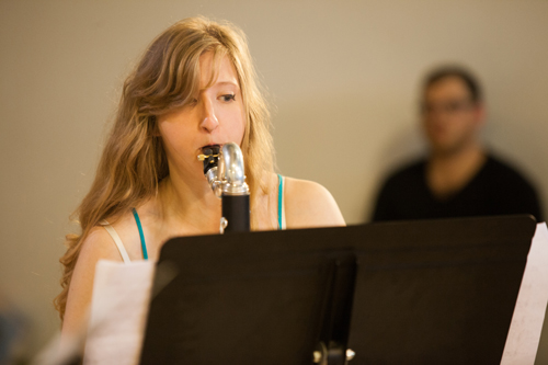 Cynthia Goosby playing Sarah Grace Greaves' Beets