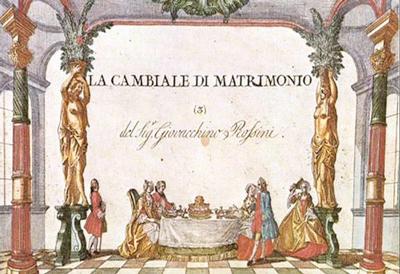 Rossini-Cambiale