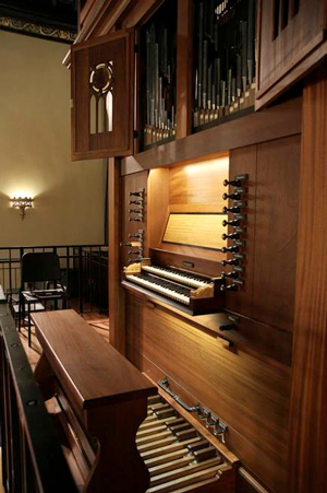 Covenant-Newberry-Organ