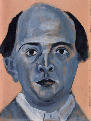 Schoenberg-self-portrait-1910