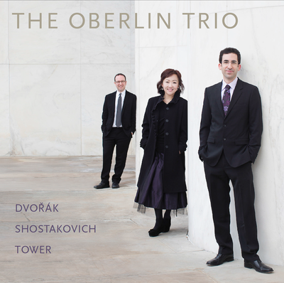 Oberlin Trio CD Cover