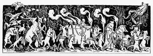 Von-Schwindt-Hunter's-Funeral-Procession