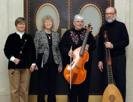 Ensemble-Lautenkonzert