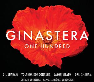 ginastera-one-hundred-cd