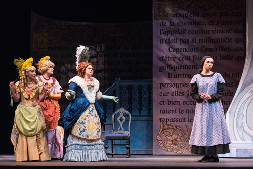 Cendrillon-Stepmother-Stepsisters