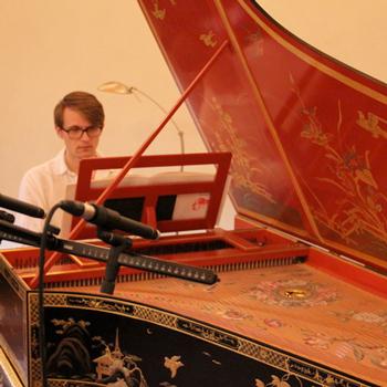 Edwards-at-Harpsichord
