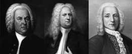 Bach Handel Scarlatti