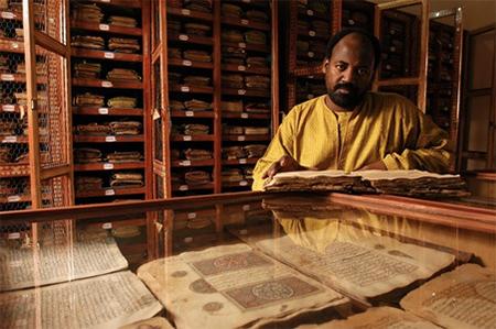 Timbuktu Librarian