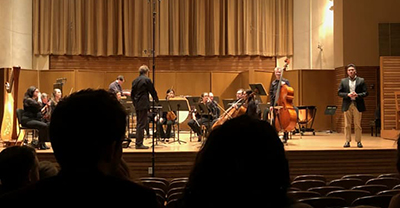 NEOSonicFest: Cleveland Chamber Symphony Young and Emerging