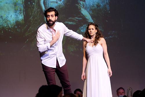 Karim leading Erica 2