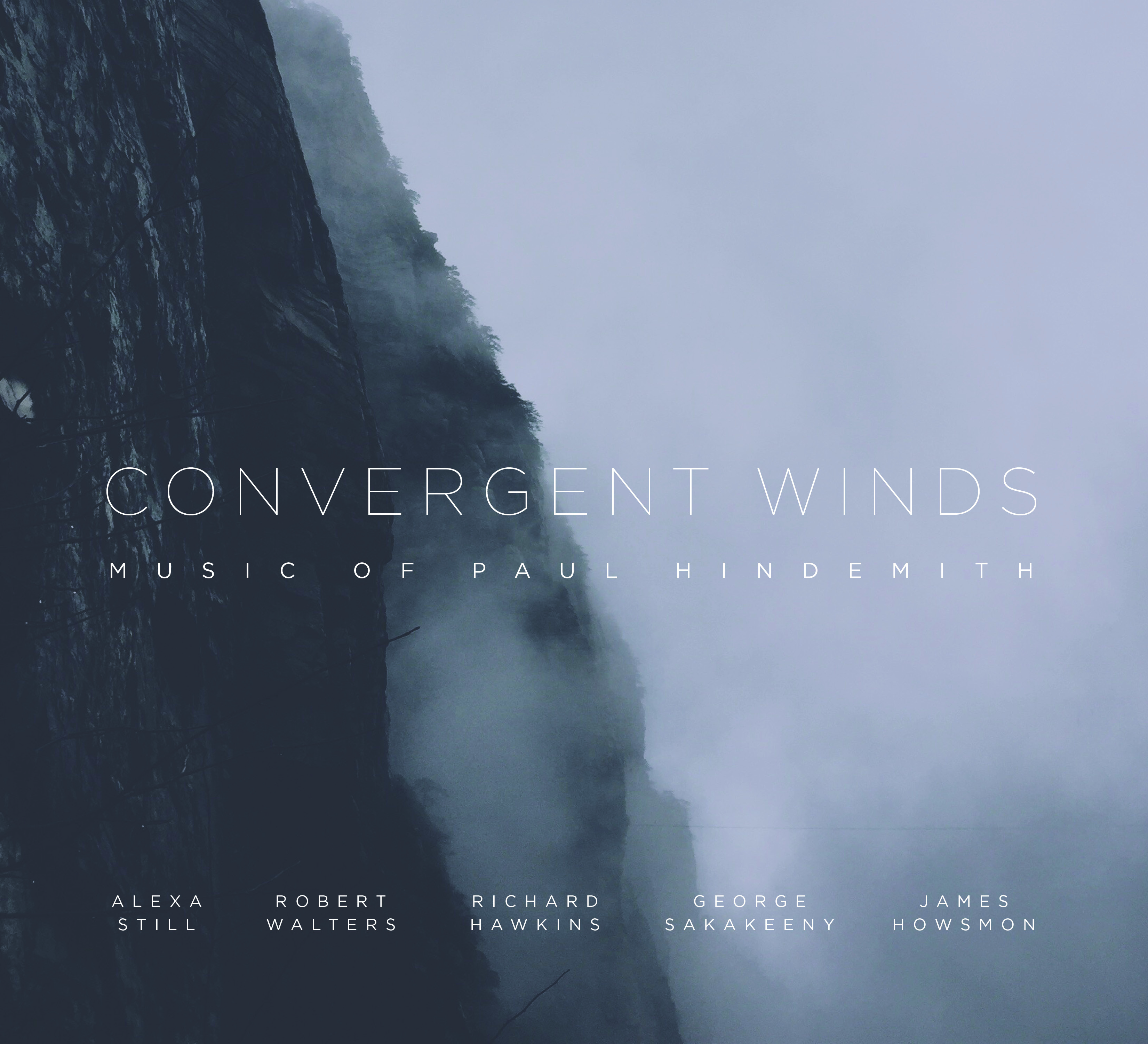 Hindemith Convergent Winds - Front