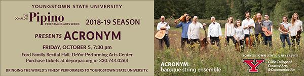 YSU ACRONYM Site Banner